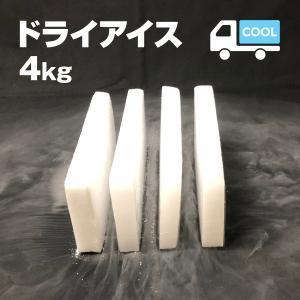 ドライアイス 4キロ DI-4 夏の自由研究・化学の実験・冷凍庫の故障時・ペットのご遺体保存・イベントの白煙|iceselection
