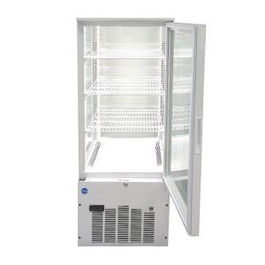 JCM社製 業務用 保冷庫 冷蔵庫 130L 4面 ガラス 冷蔵 ショーケース JCMS-130 新品 iceselection