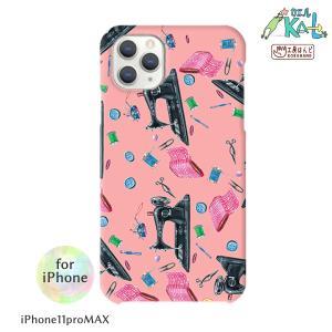 iPhone11ProMAX スマホカバー スマホカバー 受注生産 テキスタイルデザイン 工房はんど ハードケース KAL-11PM-3|iceselection