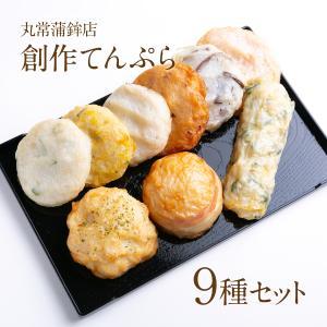 創作天ぷら9種セット KB-9 iceselection