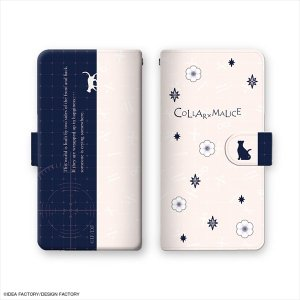 Collar×Malice -Unlimited- ブックスタイルスマホケース Mサイズ