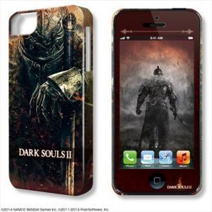 デザジャケット DARK SOULS II iPhone 5/5sケース&保護シート