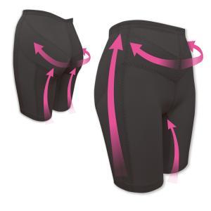 <Vアップシェイプリフト ブラック 2枚組>正規販売元 ヒロミ監修 送料無料 ヒップアップ 太ももシェイプ ブイアップシェイプリフト|ichibanboshi