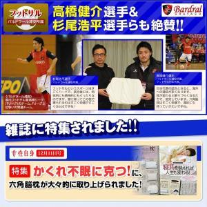 <六角脳枕>肩こり 首こり 低反発 まくら 送料無料 日本製|ichibanboshi|06