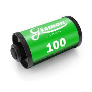 カメラリモートシャッター 富士フィルムカラー GIZMON GIZ-ICARS-Fグリーン|ichibankanshop