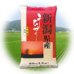 米 30年産 2018年産 新潟県産 コシヒカリ 5kg ふるさと名物商品 一度食べたらヤミツキのおいしさ ご贈答 代引不可 同梱不可|ichibankanshop
