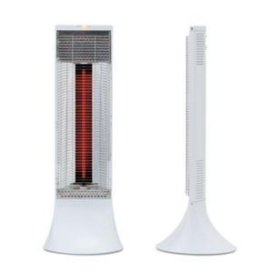 送料無料 遠赤外線シーズヒーター マグネヒート アピックス ASH-980-WH ホワイト 体の芯までじんわり温まる 遠赤外線シーズヒーター|ichibankanshop