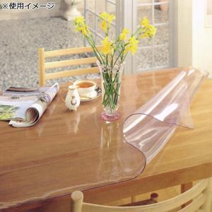 小巻透明テーブルクロス 90×120cm 2mm厚 TO(透明) コマキトーメー7(同梱・代引き不可)|ichibankanshop