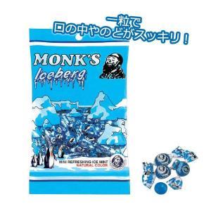 アケラス モンクス アイスバーグキャンディバッグ 24袋 100000074(同梱・代引き不可)