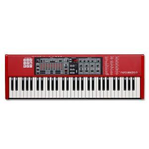 シンセ コンサートキーボード Clavia NORD ELECTRO 3 61 同梱/代引不可 同梱不可|ichibankanshop