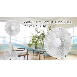 扇風機 リビング シンプル メカ扇 リビング扇風機 首ふり ...