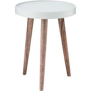 トレーテーブル小 AZUMAYA NW-723 おしゃれ デザイン家具 インテリア 家具 同梱不可 代引不可|ichibankanshop