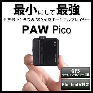 ポータブルオーディオプレーヤー 最小 小さい DSD対応 Bluetooth ハイレゾ GPS コンパクト 小型 Lotoo PAW Pico代引不可 同梱不可 送料無料|ichibankanshop