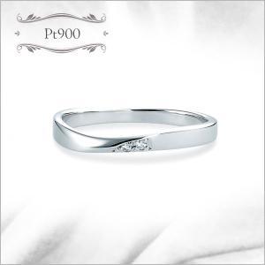 プラチナリング Pt900 6〜23号 ペアリング 結婚指輪 マリッジリング イニシャル刻印 代引不可|ichibankanshop