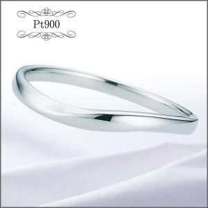 プラチナリング Pt900 6〜21号 ペアリング マリッジリング 婚約指輪 結婚指輪 リング QR0EDM043 代引不可|ichibankanshop