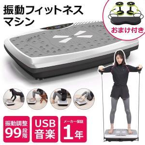 Sunruck 振動フィットネスマシン エクササイズローラーおまけ 乗るだけ簡単エクササイズ 単純動作で全身トレーニング ichibankanshop