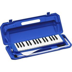 カラフル32鍵盤ハーモニカ MELODY PIANO P3001-32K ブルー(同梱・代引不可)|ichibankanshop