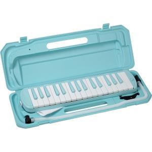 カラフル32鍵盤ハーモニカ MELODY PIANO P3001-32K ソラ(同梱・代引不可)|ichibankanshop