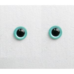 ぬいぐるみや人形用の目玉 ボンドなどを利用して人形に刺します。 ■30個入り ・サイズ:全長 約9m...