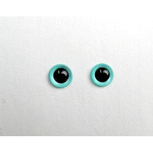 ぬいぐるみや人形用の目玉 ボンドなどを利用して人形に刺します。 ■30個入り ・サイズ:全長 約11...