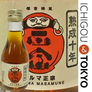 日本酒 普通酒 達磨正宗 十年古酒 180ml|ichigou-sake
