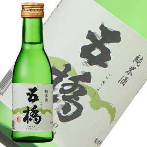 日本酒 純米 五橋 みみづく五郎 180ml|ichigou-sake