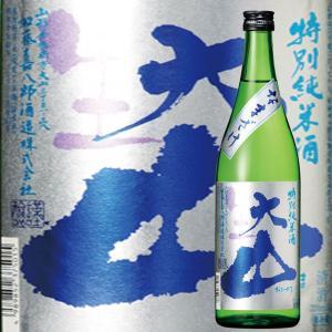 加藤嘉八郎酒造 大山 特別純米 生酒 720ml|ichigou-sake