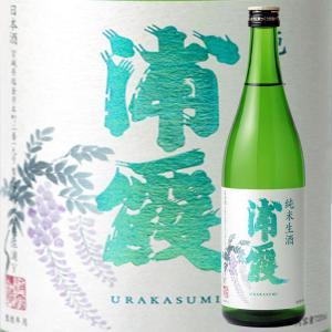 佐浦 浦霞 純米 生酒 720ml|ichigou-sake