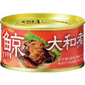 鯨大和煮 T2号缶 170g|ichigou-sake