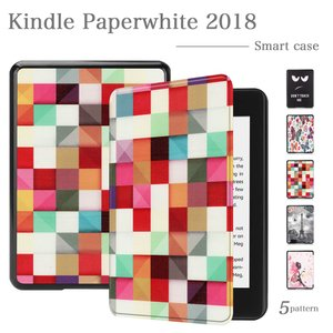 【タッチペン・専用フィルム2枚付】Kindle Paperwhite 第10世代 2018 Kind...