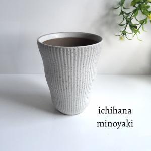 ビール 焼酎カップ ビスクフリーカップ 中 グレー 窯元直売...