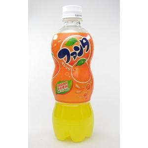 ファンタ・オレンジ 500ml×24本 ペットボトル 1ケース|ichiishop