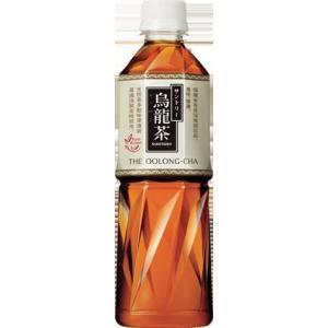 サントリー ウーロン茶 500ml×24本 ペットボトル 1ケース|ichiishop