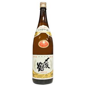 【宮尾酒造】〆張鶴 雪 特別本醸造 1800ml 新潟の日本酒|ichiishop