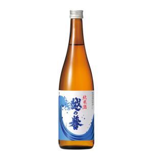 【原酒造】越の誉 純米酒 波 720ml 新潟の地酒|ichiishop