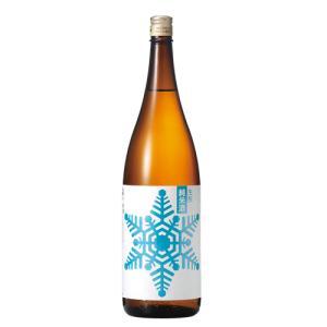 【出羽ノ雪】 純米酒 雪 1800ml 山形の地酒|ichiishop