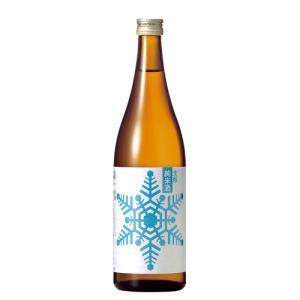 【出羽ノ雪】 純米酒 雪 720ml 山形の地酒|ichiishop