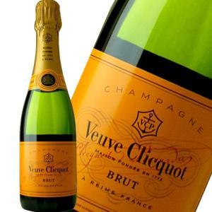 シャンパン ヴーヴ クリコ ブリュット 375ml|ichiishop