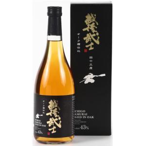【玉川酒造】越後武士(えちごさむらい)ナポレオン43°720ml|ichiishop