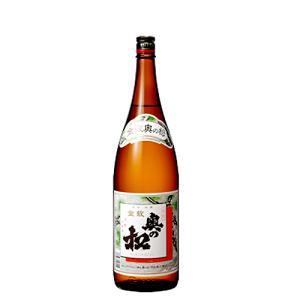【奥の松酒造】 金紋 1800ml|ichiishop