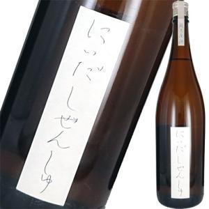 日本酒 仁井田本家 にいだしぜんしゅ 純米原酒 1800ml 福島|ichiishop