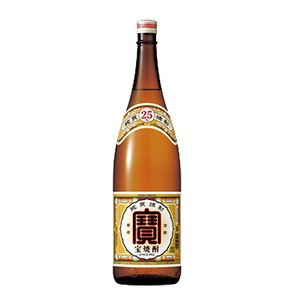 【宝酒造】宝焼酎 瓶 25度 1800ml 甲類焼酎|ichiishop