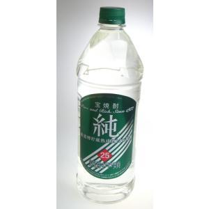 焼酎 宝酒造 純 エコペット 25度 1920ml 6個まで1個口で配送可能 甲類焼酎|ichiishop