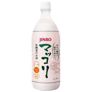 【眞露】JINROマッコリ 1000ml 眞露(ジンロ)|ichiishop