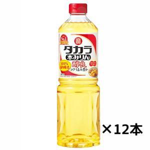 【タカラ】本みりん 醇良 1000ml×12本(1ケース)【送料無料】|ichiishop