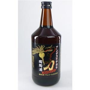 【陶陶酒】 マカ・ストロング陶陶酒  720ml 滋養強壮・健康酒 ichiishop