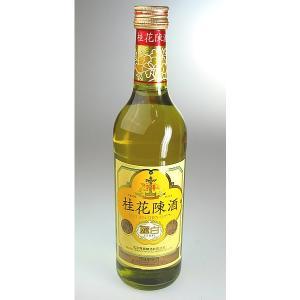 桂花陳酒 麗白(リーパイ)  500ml|ichiishop
