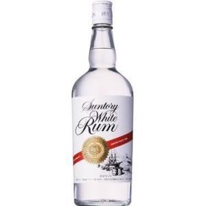 サントリー ラム ホワイト 720ml ラム酒|ichiishop