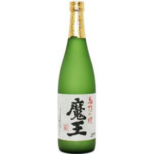 焼酎 魔王 25度 720ml 芋焼酎 白玉醸造 プレミア焼酎 ichiishop