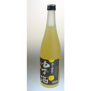 ほまれ酒造 造り酒屋のゆず酒 720ml 甘口 の商品画像|ナビ